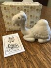 Vintage Precious Moments Camel Nativity E 2363 Hourglass Stamp