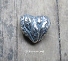 Authentic Trollbeads Silver Leaves of Love TAGBE 20174