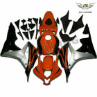 Fairing Orange Injection Fit for Honda 2007 2008 CBR600RR  F5 Plastic ABS r074
