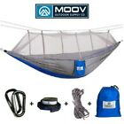 98 X 54 Reversible Parachute Hammock w Bug Net Great for camping and hiking