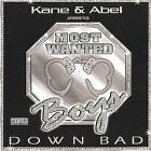 Down Bad [PA] by Most Wanted Boys (CD, Oct-2001, Most Wanted Empire) New