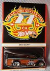 DRAG DAIRY w RR 164 13 Hot Wheels 27th Collectors Convention Dinner 1 2000