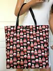 NWT Kate Spade Cupcake with Cherry On Top Take The Cake Bon Shopper Tote Purse