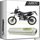 ARROW EXHAUST MINI-THUNDER TITANIUM DERBI SENDA 50 SM XRACE 09-15