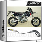 ARROW FULL SYSTEM EXHAUST ROUND TITANIUM DERBI DRD EDITION 50 SM 03-07