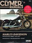 2012 2013 2014 2015 2016 2017 Harley FXD FLD Dyna Clymer Repair Shop Manual M255