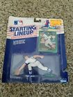 1989-Starting Lineup- Mark Grace- Figure & card- #17- Cubs, NEW