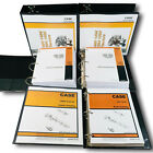 CASE 1494 TRACTOR SERVICE REPAIR MANUAL PARTS CATALOG SHOP BOOK OVHL SET