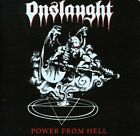 Onslaught - Power From Hell (CD Used Like New)