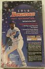 1996 Bowman baseball factory sealed hobby box FROM FACTORY CASE