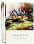 All Occasion Inspirational Boxed Cards Thomas Kinkade Scenery