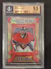 2007-08 O-Pee-Chee Silver Micromotion Carey Price #560 rookie BGS graded 9.5 GEM
