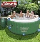 Jacuzzi Hot Tub Spa Inflatable Heated Massage Bubble 6 People Cover Portable New