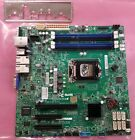 Supermicro X10SLH F Socket LGA1150 Motherboard with I O SHIELD Tested Warranty