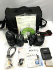 Canon EOS Kiss X2 double lens Kid from japan