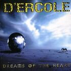 Dreams of the Heart by D'ERCOLE (CD/SEALED - Z Records 2012) Phil VINCENT - ROCK
