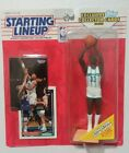 1993 Alonzo Mourning Charlotte Hornets Rookie NBA Basketball Starting Lineup