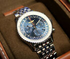 Breitling NAVITIMER 01 AB0120 Special Edition USA Honor Flight Watch 2018