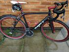 Planet X RT57 Carbon Road Bike with upgrades SRAM Force 22 full groupset