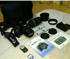 Canon EOS Kiss X4 double zoom kit from japan