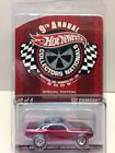 HOT WHEELS CONVENTION COLLECTORS NATIONALS 2009 RLC 69 CAMARO 2565 3000