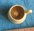Antique Baby Cup. With Chick Inside......  Very Old