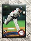 2011 Topps Rookie Card RC