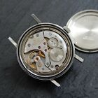 CERTINA Calibre 25-36 Stainless Steel Vintage 1960s Mechanical WORKING Spares