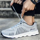 Mens Athletic Running Shoes Outdoor Sports Casual Sneakers Walking Breathable