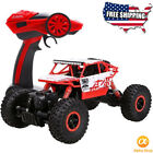 RC 4WD Off Road 1:18 Monster Truck Rock Crawler Buggy 2.4ghz Remote Control Toy