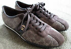 NEW LADIES COACH BROWN IVY SIGNATURE LOGO LEATHER FASHION SNEAKERS PICK SIZE