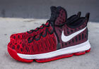 Mens Nike Zoom KD 9 843392-610 University Red Brand New Size 12
