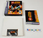 Nintendo Game Boy Advance GBA LEGO Star Wars  The Video Game PAL