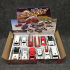 12 Diecast Metal  Plastic Emergency Rescue Vehicles SET Pull Back Action NEW