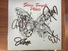 Stone Temple Pilots cd 2018 with signed cd booklet autographed by current lineup