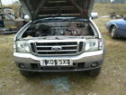 FORD RANGER THUNDER XLT 2005 FOR SPARES OR REPAIR REQUIRES HEAD GASKET