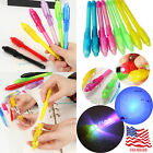 Magic Pen Ink Stationery Light Invisible 4 20Pcs Combo Black UV Set Creative