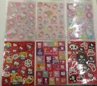 6Pcs Sheets Hello Kitty Stickers Decal Kids Children Gift NEW