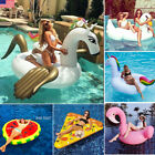 Giant Inflatable Lounger Float Boat Raft Swimming Toy SPA BAR POOL beach lake