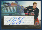 RICK NASH 02-03 BOWMAN 2002-03 TOPPS YOUNG STARS 49 50 AUTOGRAPH 16511