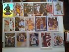 KLAY THOMPSON, KEVIN DURANT, LEBRON JAMES & RUSSELL WESTBROOK RC LOT (read)