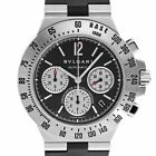 Bvlgari CH40STA Diagono Terra Chronograph CH40 Stainless Steel Swiss Automatic