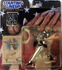 Hank Aaron Starting Lineup All Century Team with Collectible Card 2000 Hasbro