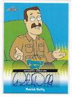 2011 Leaf Family Guy Seasons 3 4 5 Patrick Duffy Autograph Card PD1 Auto