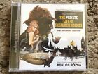 THE PRIVATE LIFE OF SHERLOCK HOLMES Miklos Rozsa LTD 1000 COPY IMPORT SEALED OOP