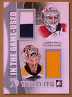 2013-14 In The Game-Used Hockey Cards 22