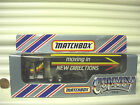 MATCHBOX 1983 CY9A MOVING IN NEW DIRECTIONS KENWORTH BOX TRUCK CONVOY MINT BOXD