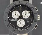 MENS BVLGARI LIMITED EDITION CARBONGOLD