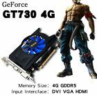 4GB GDDR5 128Bit PCI E Game Video Card Graphics Card for GT730 and Cooler Fan RT