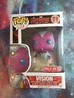 Funko Pop Marvel Avengers Vision (Faded) 71 NEW Target Exclusive